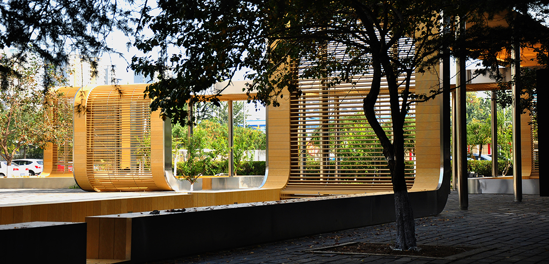 Interval Architects/Oscar KO + Yunduan GU