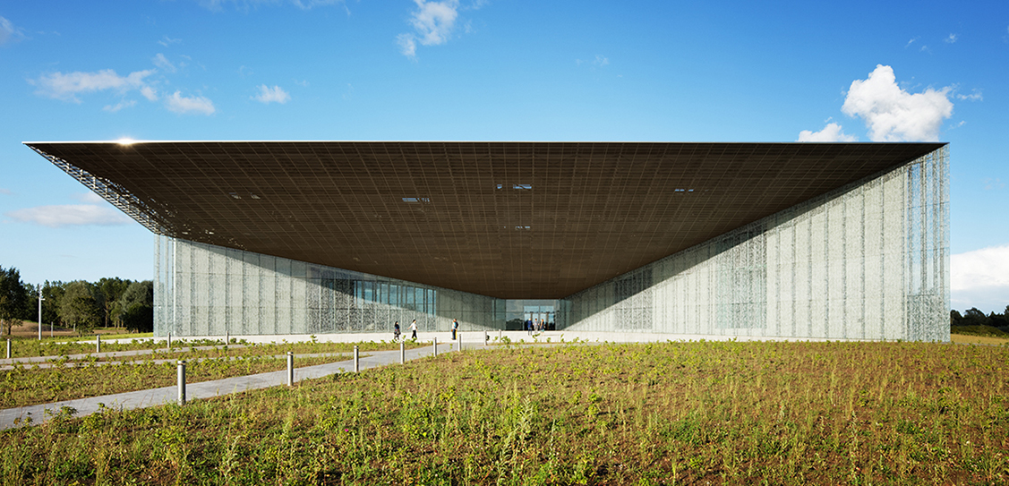 Lina Ghotmeh + Dorell.Ghotmeh.Tane Architects