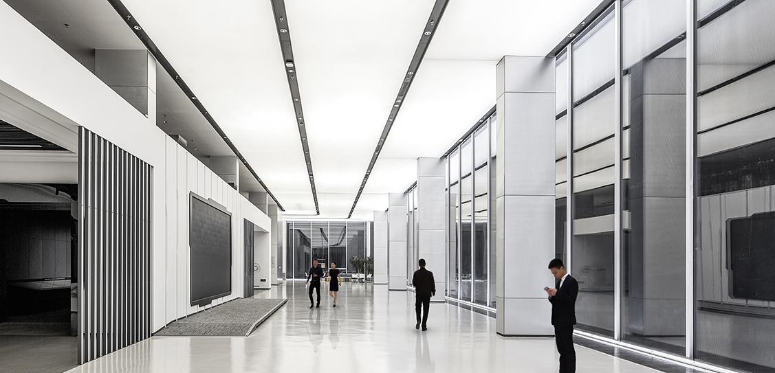Future Exhibition Center in Baoding - SZAD/Atelier Yunchao Xu