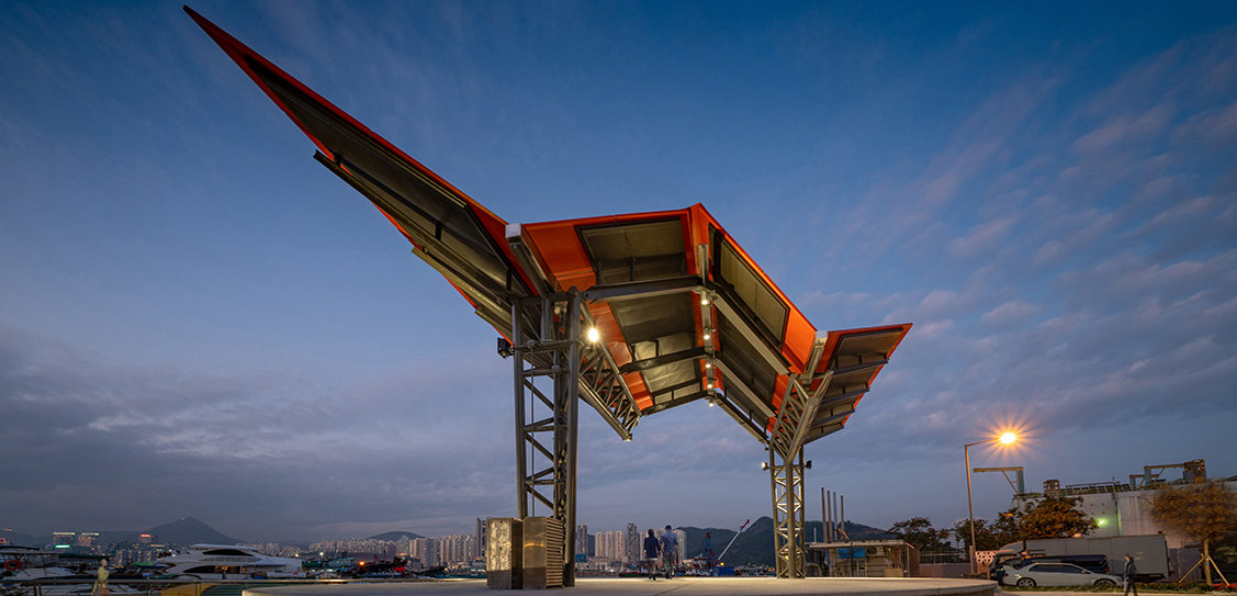 District Cultural Square - Architectural Services Department, the Government of Hong Kong Special Administrative Region