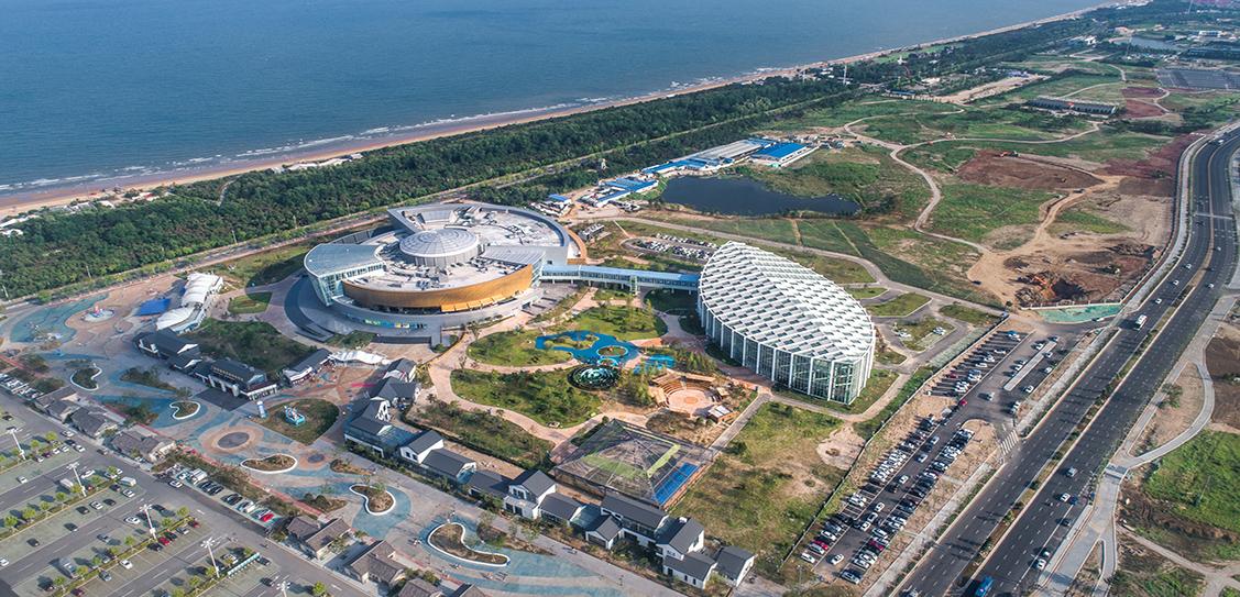Rizhao Ocean Park - Tengyuan Design