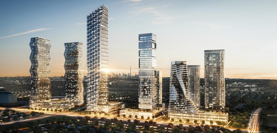 M City/M3 Condos - IBI Group