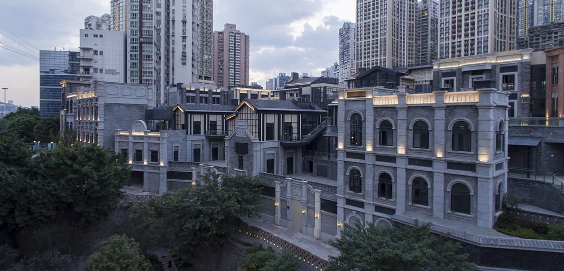 SUNAC BAIXIANG STREET URBAN COMPLEX, CHONGQING