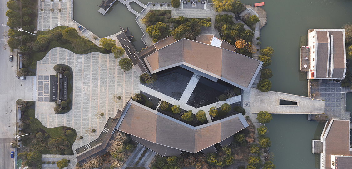 Design of Complementary Building in Taizhou Qin Lake Scenic Area - Shanghai Tongyuan Architecture Design Co.,Ltd.