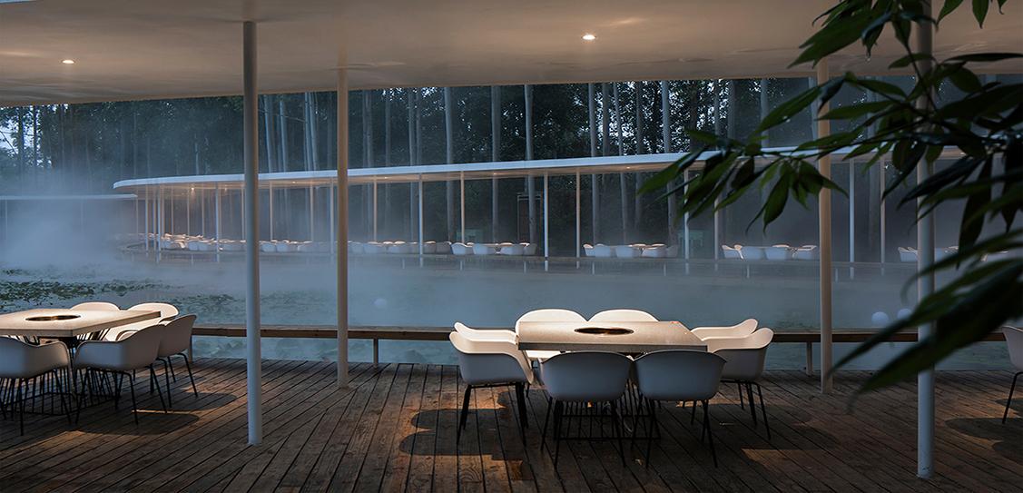 Garden Hotpot Restaurant - MUDA-Architects