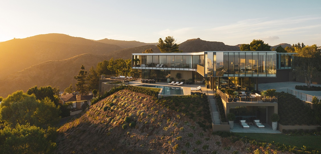 SPF:architects designed Orum in Los Angeles. Picture: Matthew Momberger