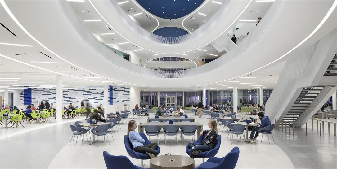 Student Union | Embry-Riddle Aeronautical University - ikon.5 architects