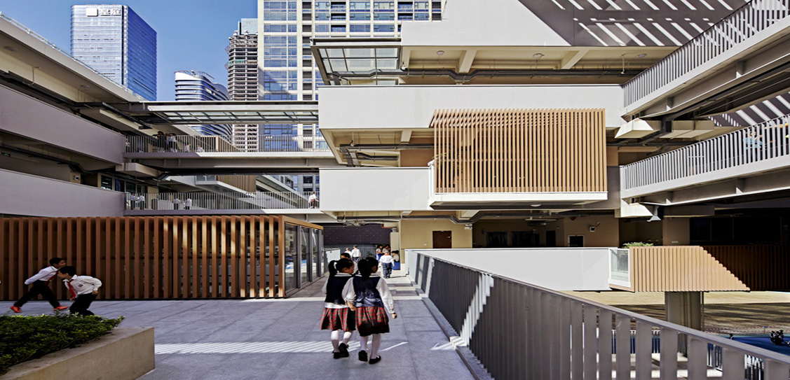 Gangxia International School - Leigh & Orange Ltd