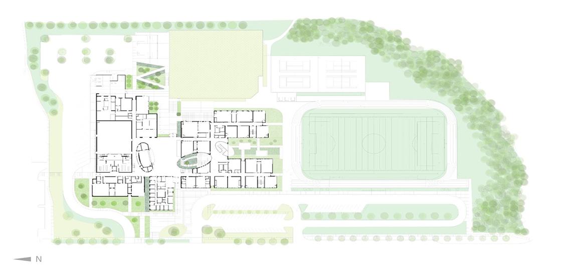 Tillicum Middle School - NAC Architecture