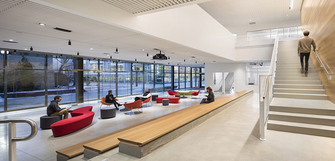 Wentworth Institute of Technology Center for Engineering, Innovation and Sciences - Leers Weinzapfel Associates
