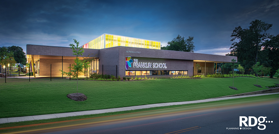 The Franklin School - Early Learning Center - RDG Planning & Design