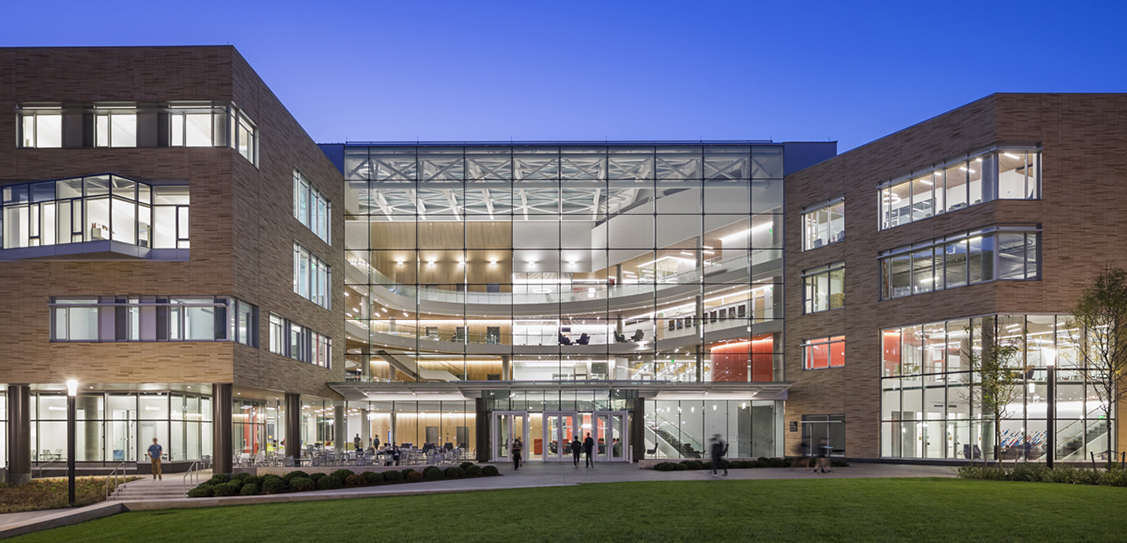 Carnegie Mellon University, Tepper Quad Project - BuroHappold Engineering