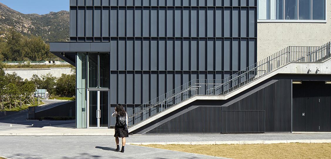 New Campus Development of Chu Hai College of Higher Education - Rocco Design Architects Associates Ltd.