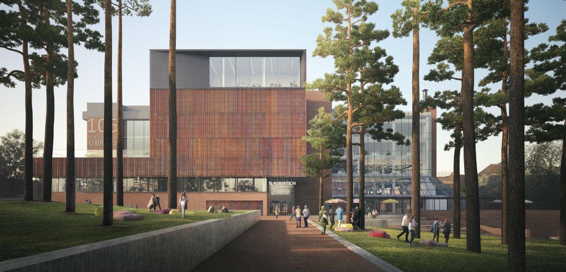 Picture: Schmidt Hammer Lassen Architects