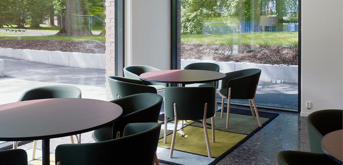 Carlanderska Hospital - White Arkitekter, Images: Bert Leandersson, Erik Linn