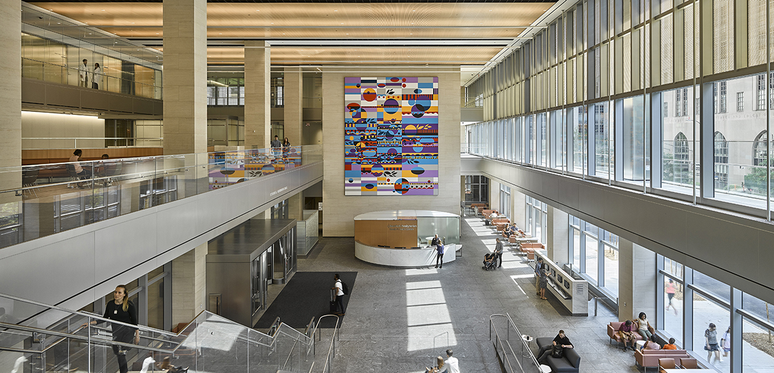 NewYork-Presbyterian, David H. Koch Center - Ballinger