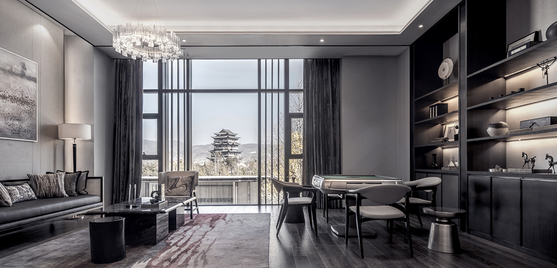 Mountain without boundaries - Macalline Qinghuahai PARK, Images: DAS Design Ltd