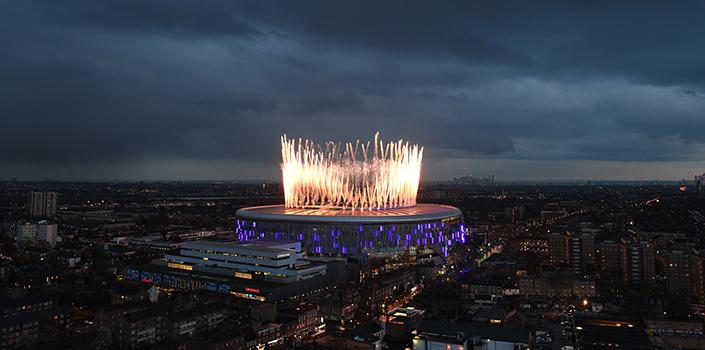 Tottenham Hotspur Stadium - Populous