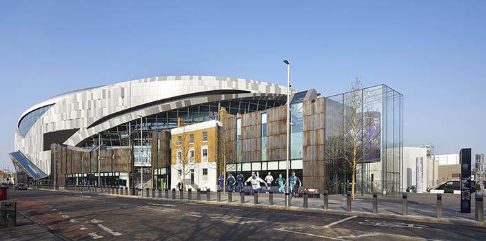 Tottenham Hotspur Stadium - Populous, Images: Hufton & Crow