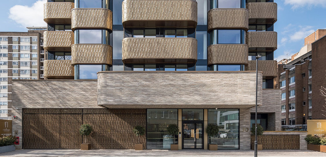 The Compton by Regal London - Simon Bowden Architecture