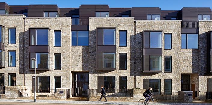 Eddington, Lot 1: North West Cambridge - WilkinsonEyre with Mole
