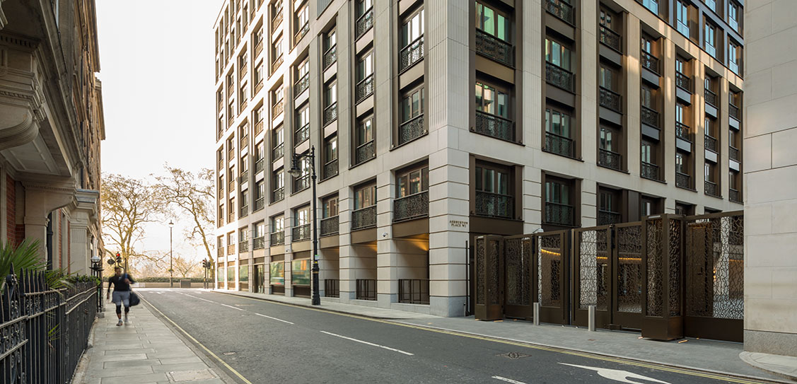 Clarges Mayfair - Squire & Partners