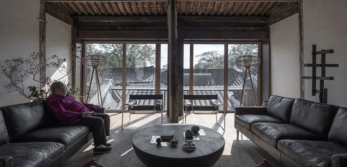 Quad House - Archistry Design & Research Office. Photos by Zhu Wenqiao.