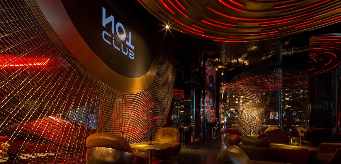 Not Club - Republican Metropolis Architecture. Photographer: Jack Qin