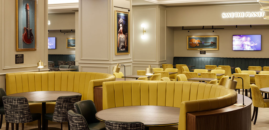 Hard Rock Hotel London - Scott Brownrigg