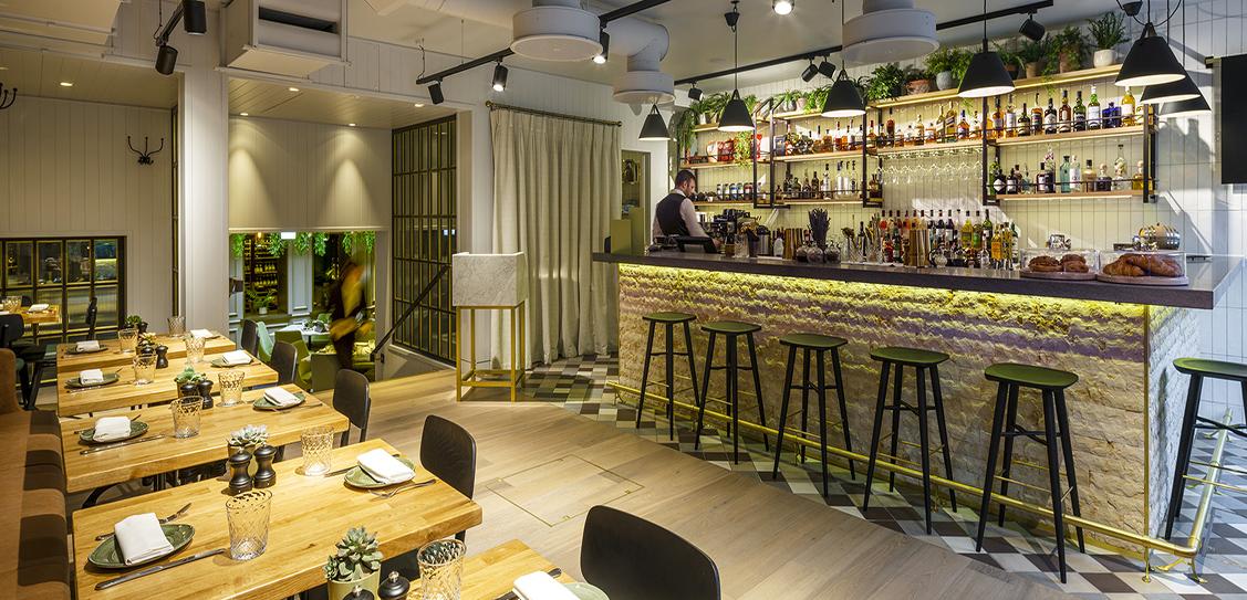 Hans' Bar & Grill - Goddard Littlefair