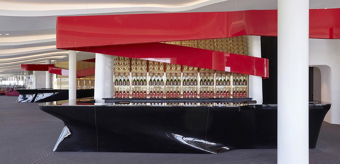 Mumm Champagne Bar - Bates Smart