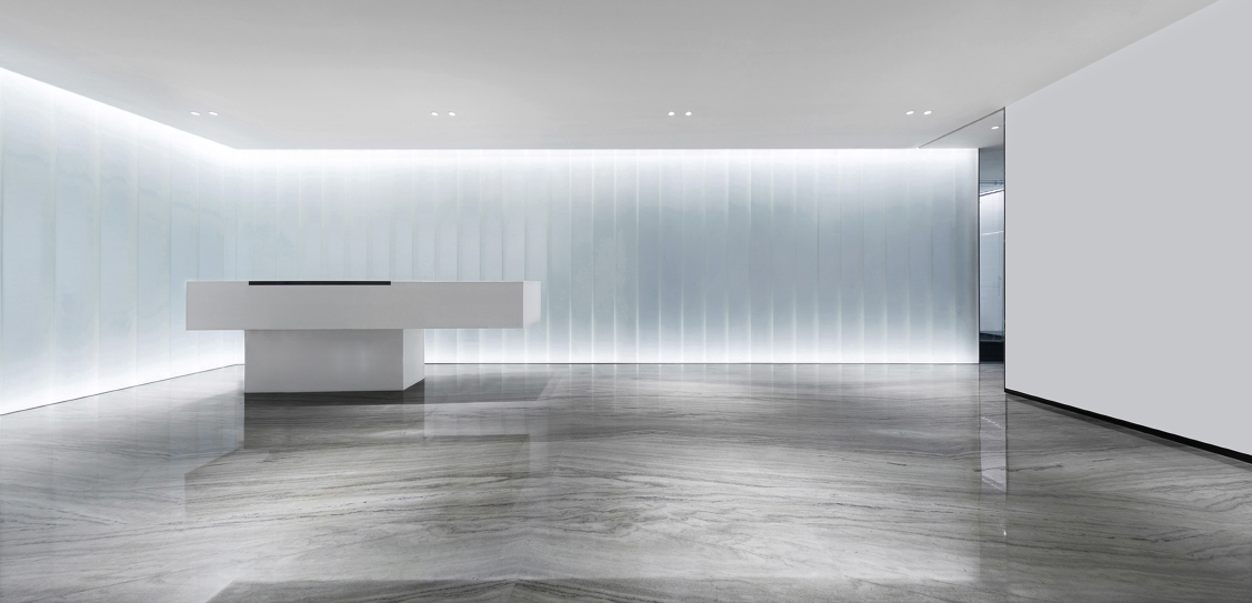 To be Simplest- GT Land Plaza Office, Guangzhou - DRAWING DESIGN CONSULTANT CO., LTD