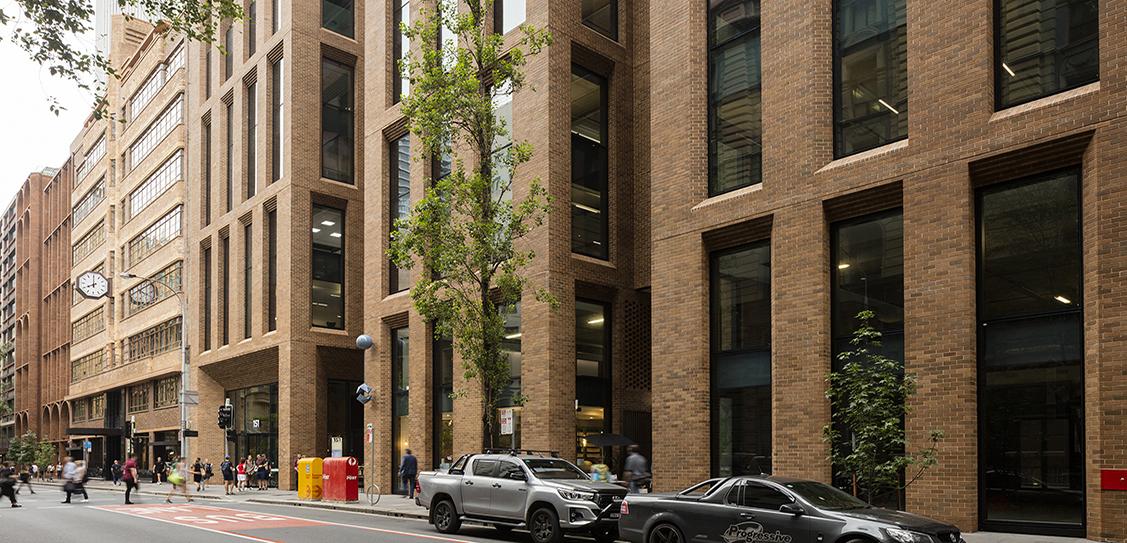 Barrack Place - Architectus