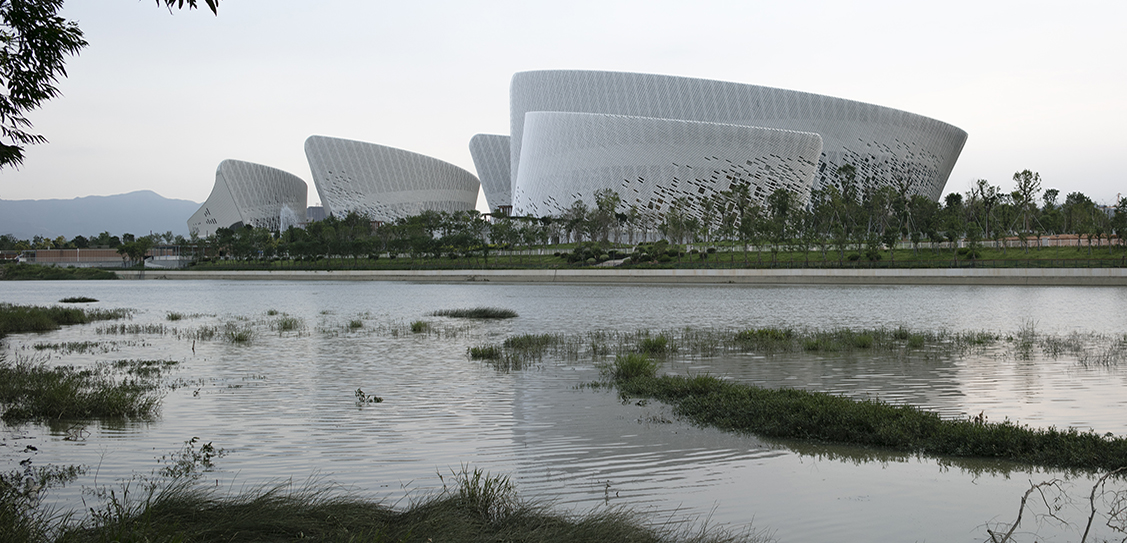 Fuzhou SCAC - PES-Architects