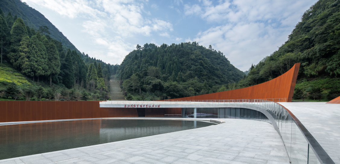 The Site Museum of Loushanguan Battle - TONGJI ARCHITECTURAL DESIGN (Group) Co., Ltd.