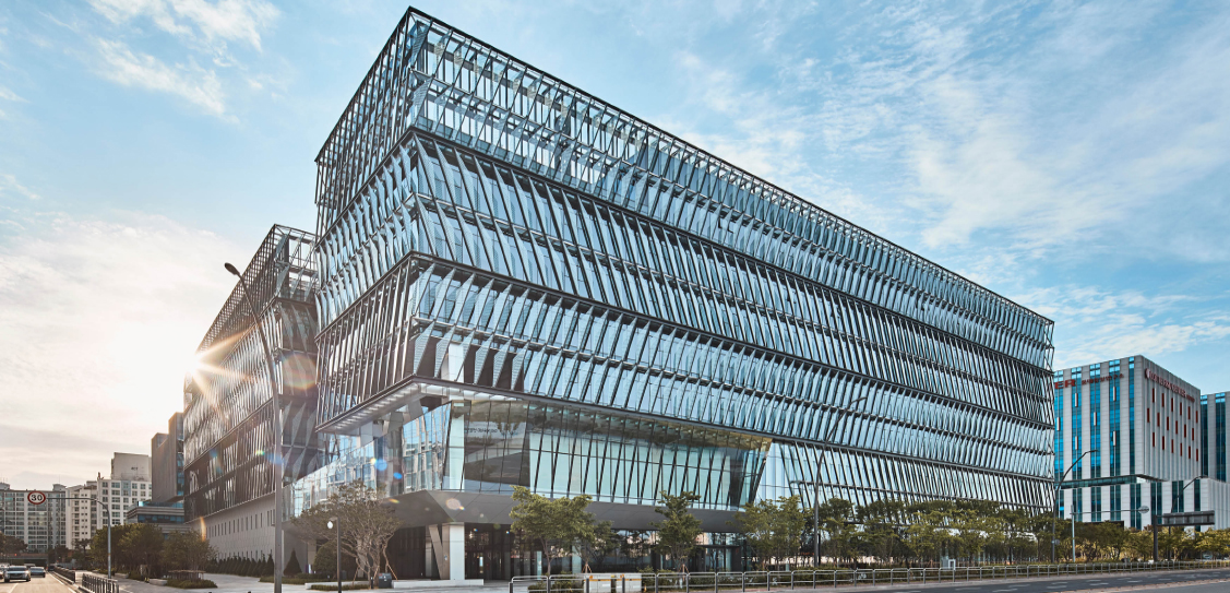 The Nexen Univer-City : New Nexen R&D Center - HAEAHN Architecture, Inc. + H Architecture, P.C.
