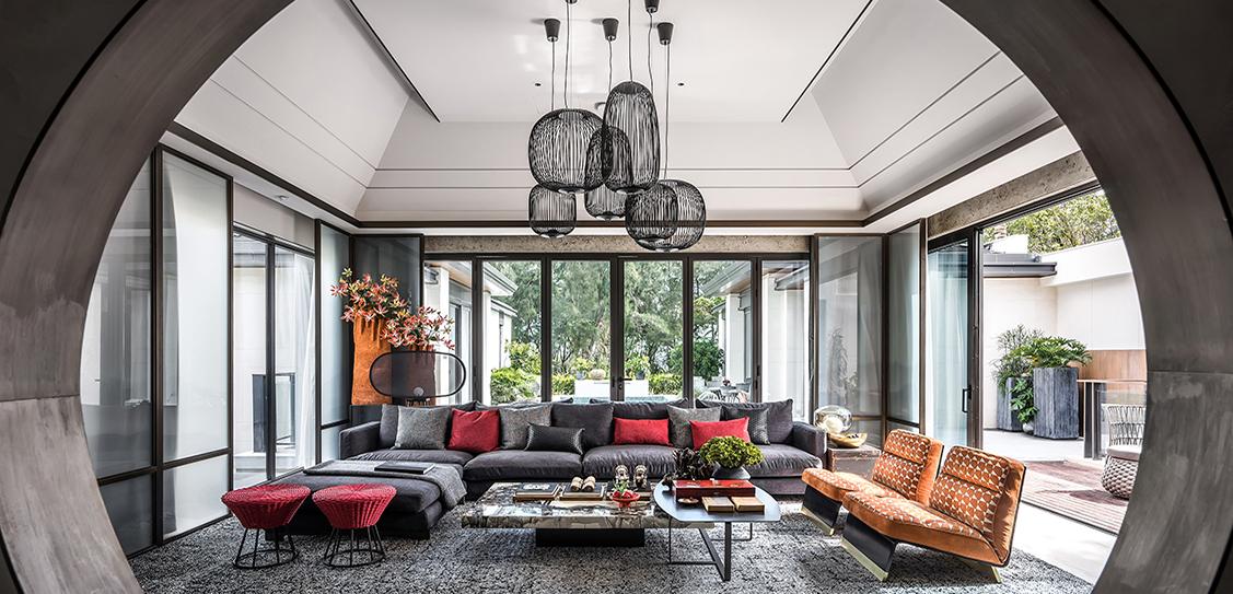 Crystal Bay Villa by Bluemoon Design