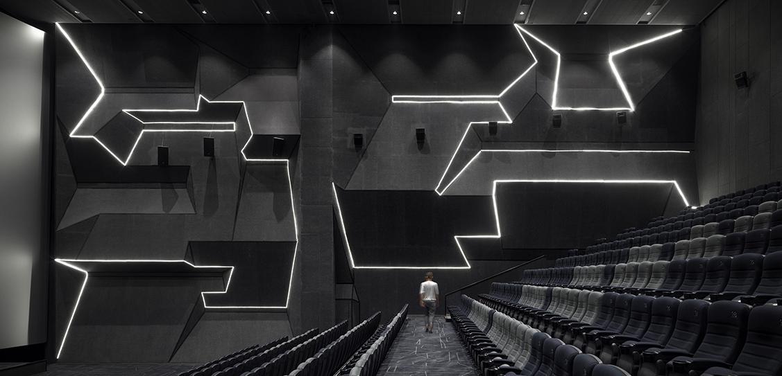 Wuhan Panlong Plaza Yinxinh Cinema