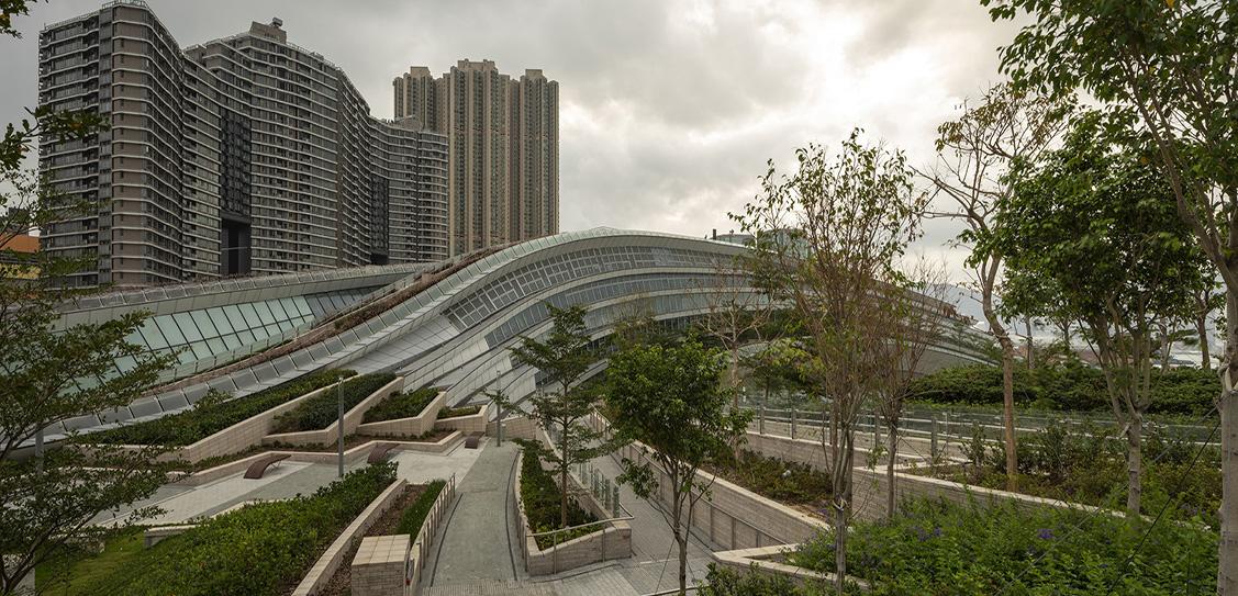 Hong Kong West Kowloon Station - Aedas