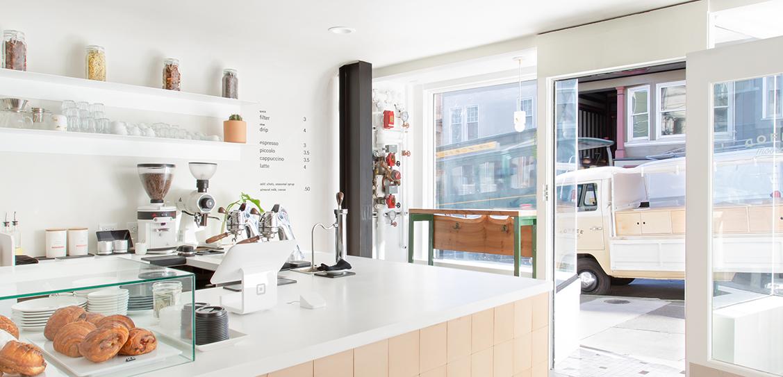 Coffee Movement - Rapt Studio