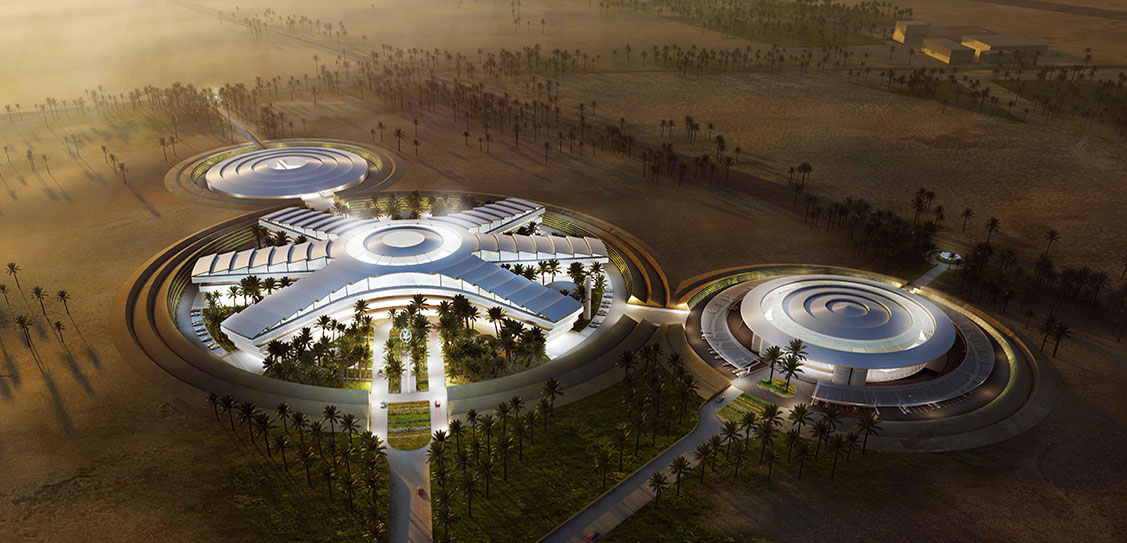 Kuwait International Petroleum Research Centre (KIPRC) - Pace
