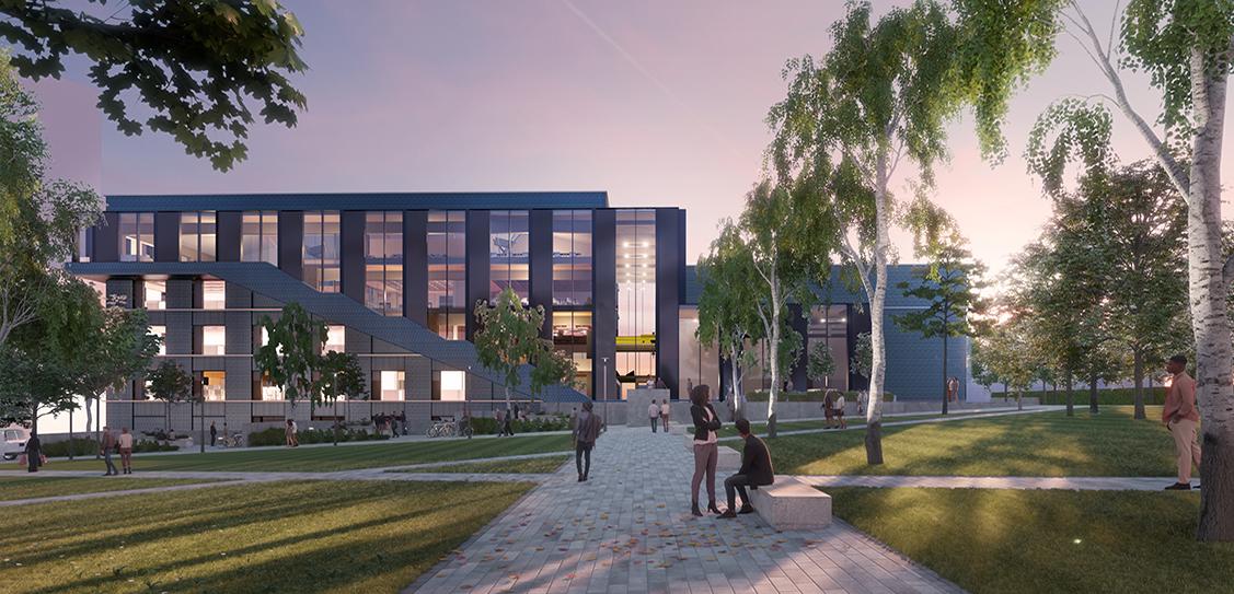 Feilden Clegg Bradley Studios, University of Plymouth