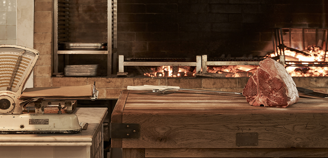 Bistecca by Tom Mark Henry, Photography: Damian Bennett