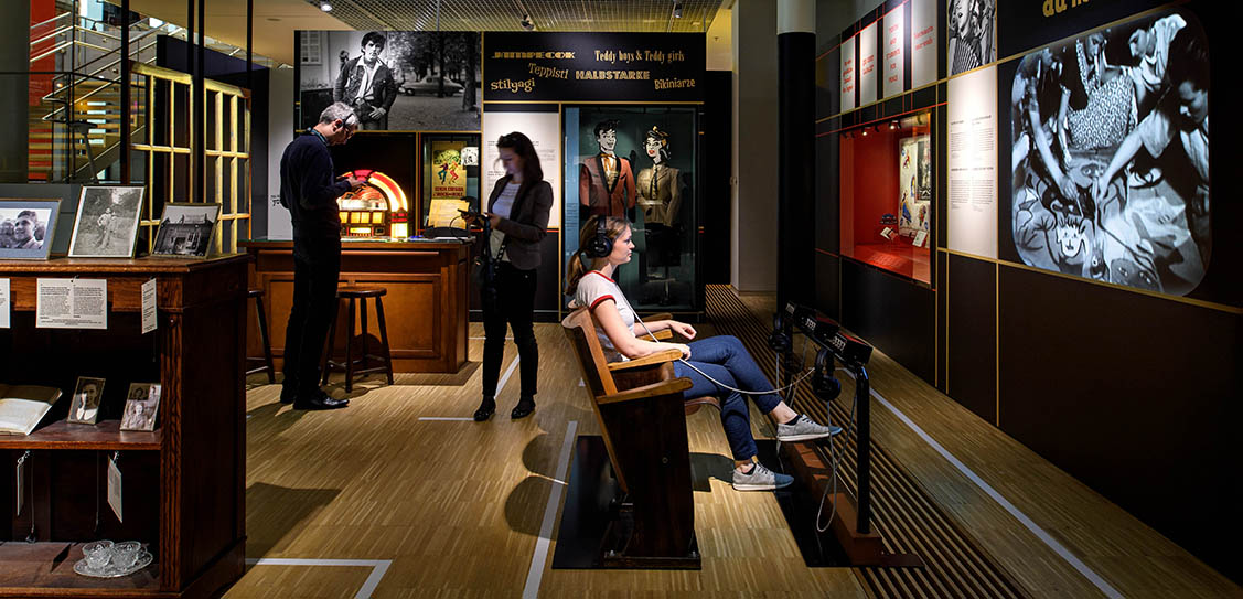 Exhibition Restless Youth: Growing up in Europe, from 1945 to now by House of European History