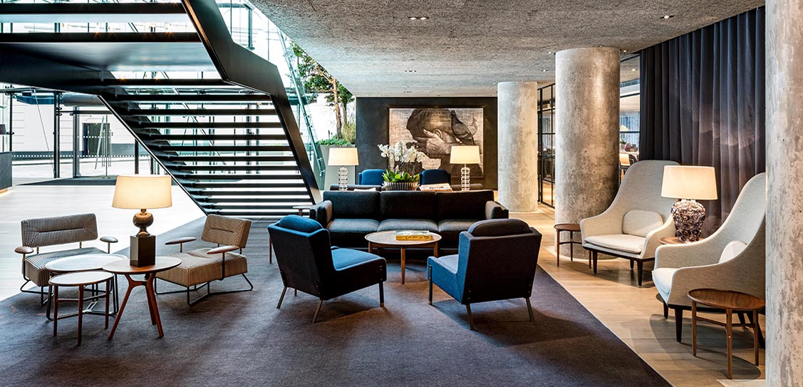 Radisson Blu Edwardian Manchester by Lighting Design International