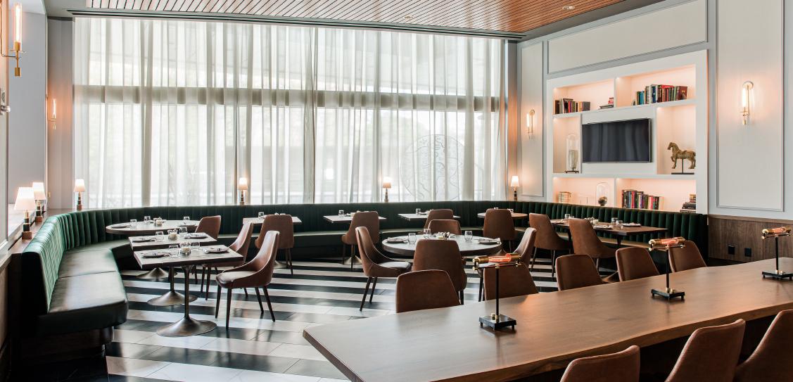 Capiz Lounge - Jeffrey Beers International