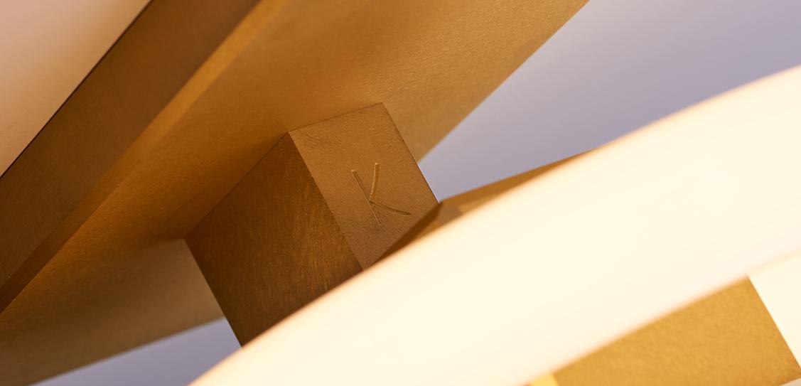 Olah Wall Sconce by Karice Enterprises Ltd.