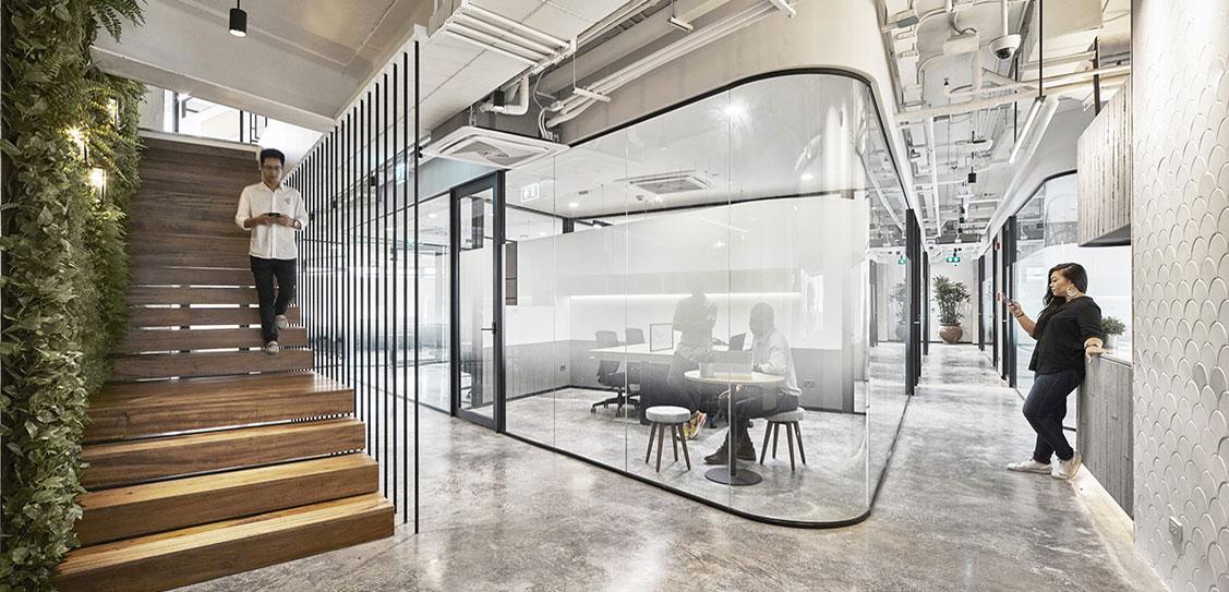 Glowfish Offices - dwp