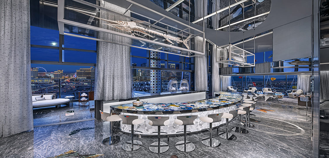 The Palms Casino Sky Villa – Empathy Suite - Bentel & Bentel, LTD