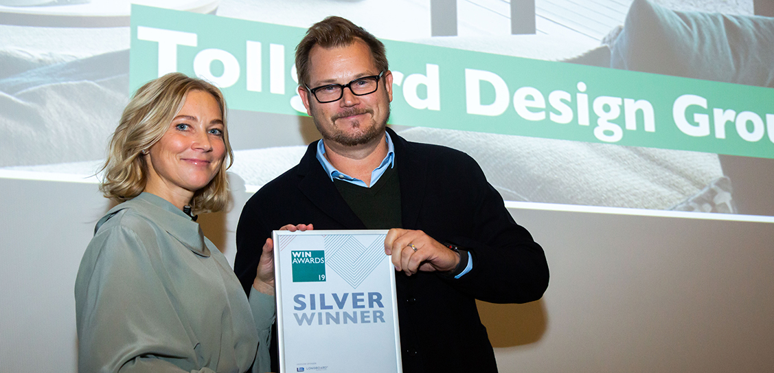 Tollgård Design Group take home the Silver award in the One-off Homes, Large & Small category